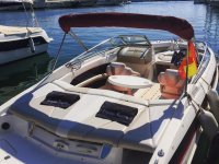 Alquiler de barco sin titulación Altea 1 jornada
