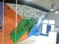 Amplias instalaciones para escalar