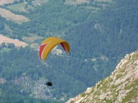 Paraglide Flight Rials Benasque Photos & HD Video
