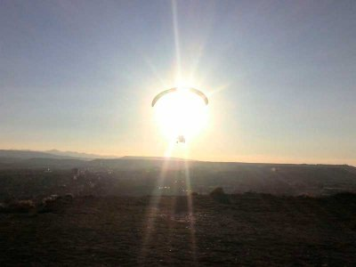 Paraglide Flight in Logroño 20 Minutes + Video