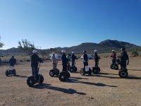 Tour en segway por Cabo de Gata 1,5 horas