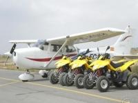 Aeródromo en Alicante