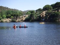 Alquiler de kayak en pantano de San Juan 1 hora