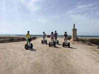 Tour combinado segway en Roquetas de Mar 1h 30 min