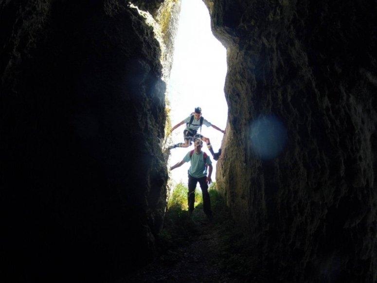 Learn climbing in Urdaibai
