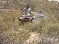 Excursiones en quad por Alicante