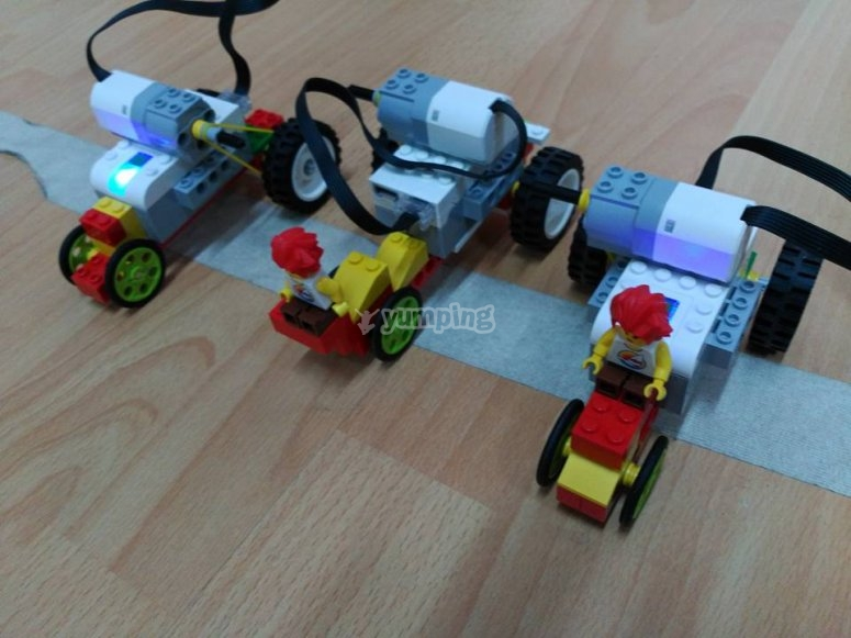 Construir robots