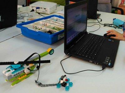 Sant Andreu的课后机器人技术1小时