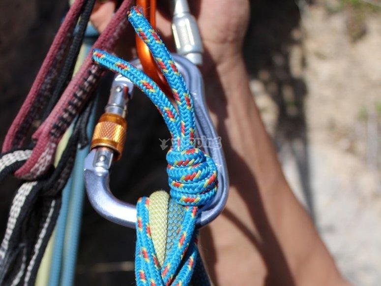 蒂维萨蒂维萨攀登绳索课程