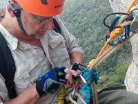 Self-Rescue Climbing Course in Tivissa 8h