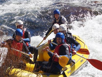Rafting in Tormes de Aliseda to Hermosillo