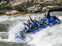 Stag or Hen do party rafting