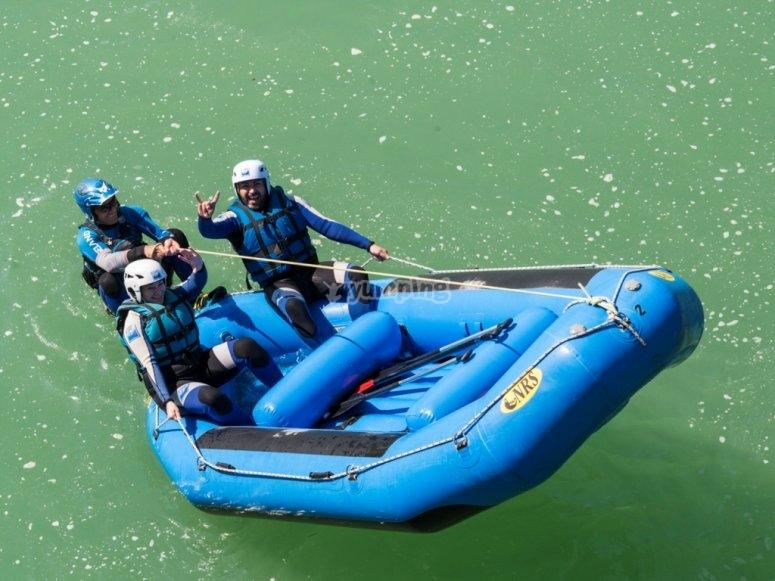 Haz rafting