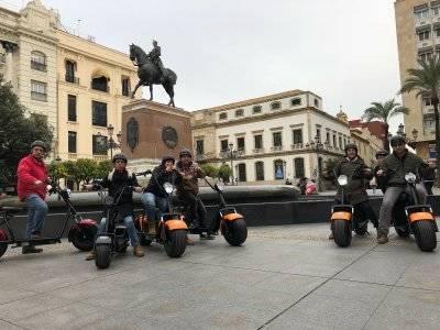 Alquiler de scooter en Córdoba 30 minutos