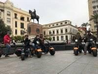Scooter Rental in Córdoba, 30-Minutes