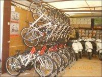 Nuestro taller de bicicletas