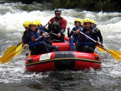 Rafting El Barco from Ávila to Puente del Congosto