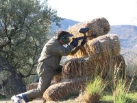 Paintball aire libre