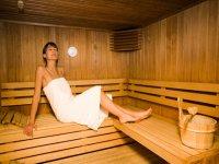 tiempo para la sauna