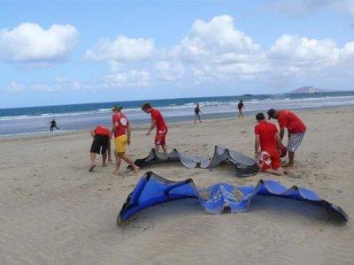 Calima Surf  & Kitesurf Lanzarote Kitesurf