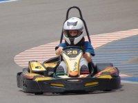 Tanda de karting infantil en Benidorm 8 minutos