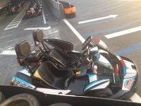 Kart biplaza en circuito de Benidorm