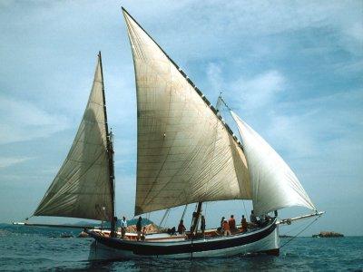Tela Marinera Paseos en Barco