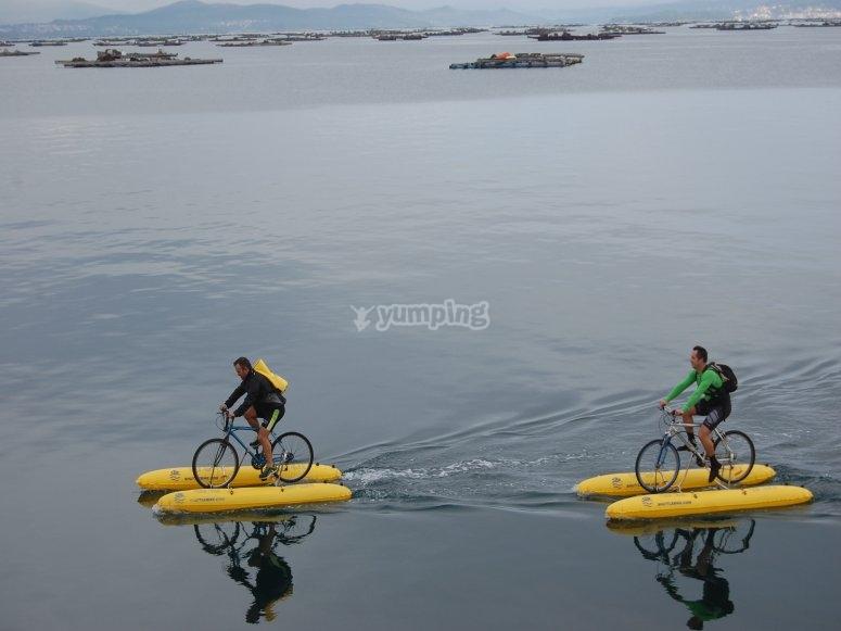 Ciclo sull'acqua
