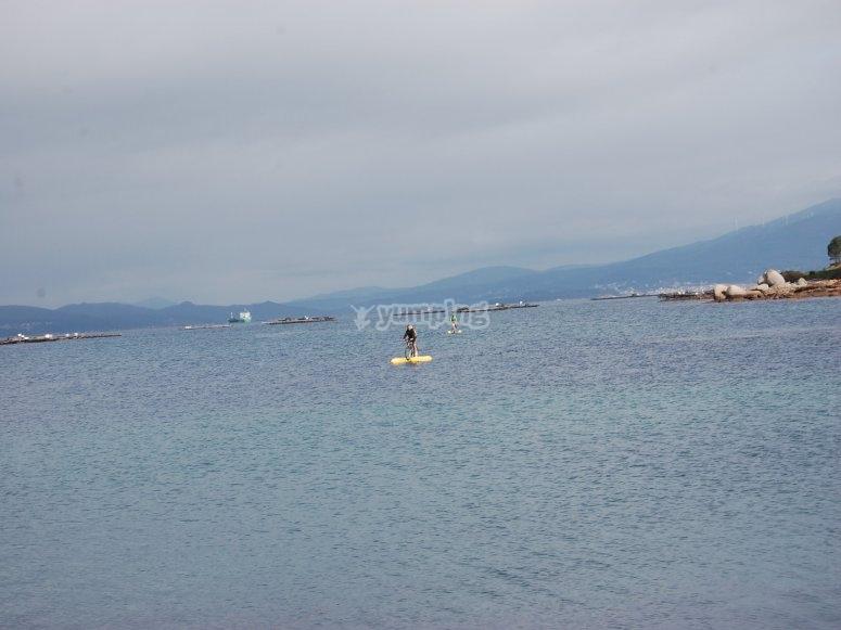 Passeggiata sul mare