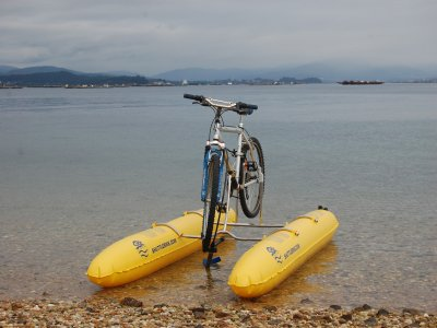 Noleggio Sea Bike ad Arousa 4 ore