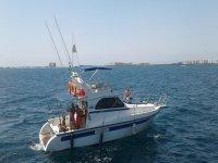 Salida de pesca por el mar Menor