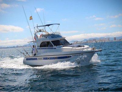 Pesca Curricán de Altura en La Manga 10 horas
