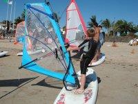 风帆冲浪活动