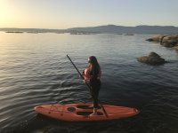 Ruta en paddle surf en la Isla de Arousa 8 horas