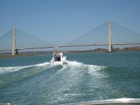 加的斯海岸和葡萄牙之间的乘船游览