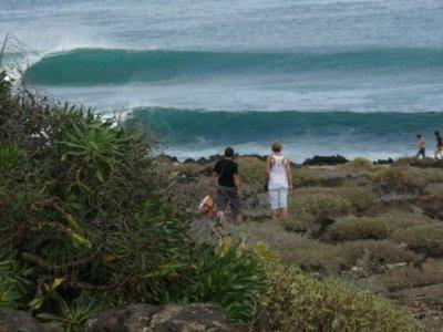 Calima Surf  & Kitesurf Lanzarote Senderismo