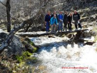 Senderismo en la Sierra
