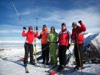 Eventem equipo esqui