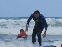 Surf camp per adulti