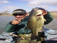 Uno de los mejores guias de pesca