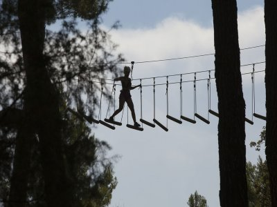Multi-Adventure Red Circuit in Castellón, 2 Hours