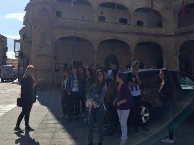 Cultural & Adventure Day, Ciudad Rodrigo, Schools