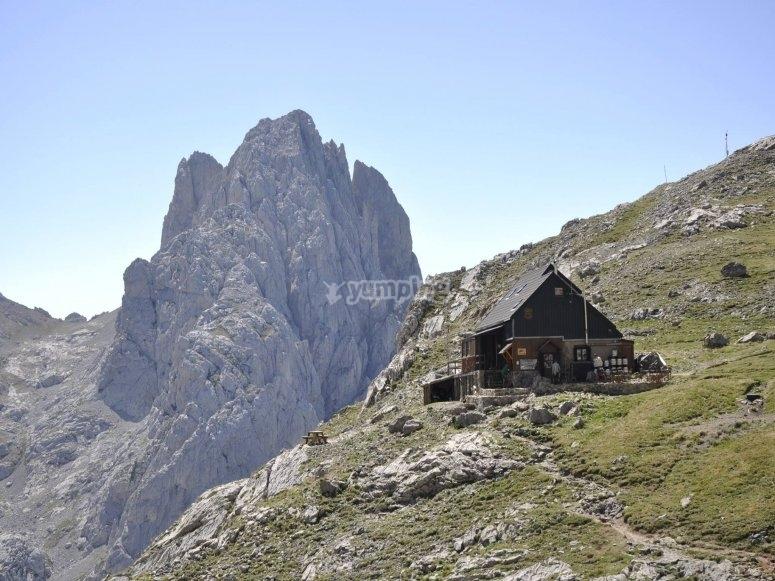 Caserio asturiano