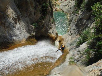 Sant Aniol山沟和La Garrotxa的4x4路线