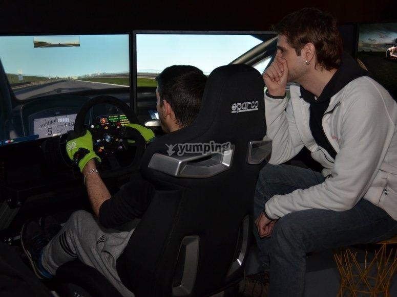 Simulacion de pilotaje