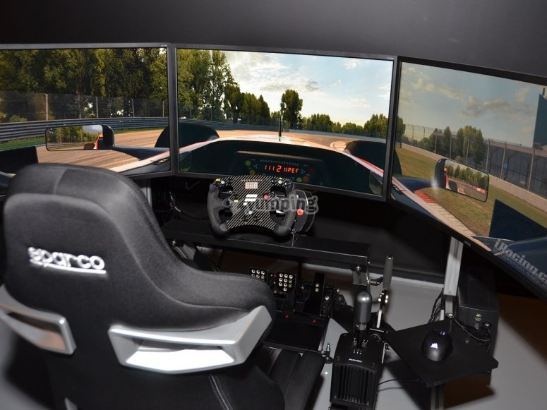 Tecnologia de simulacion de carreras
