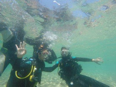 Diving Baptism in Lloret de Mar, 2.30 Hours