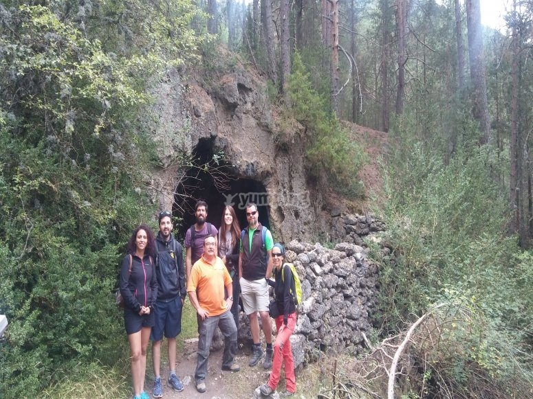 Descubriendo el río Cuervo