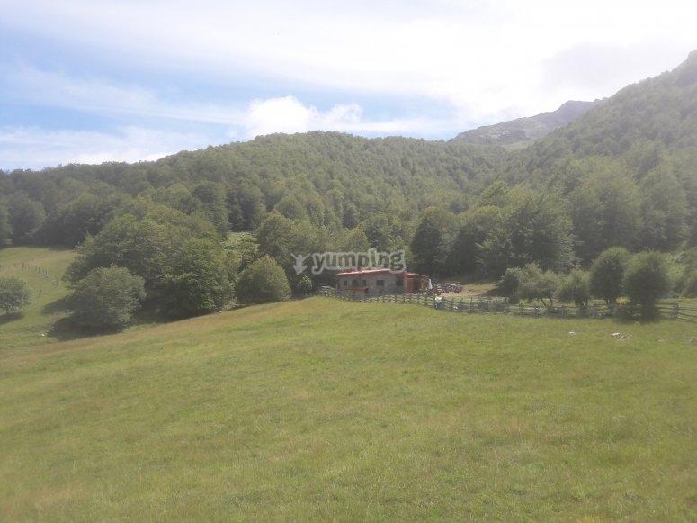 Vistas de Asturias