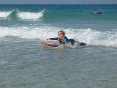 Canary Surf Academy Campamento de Surf